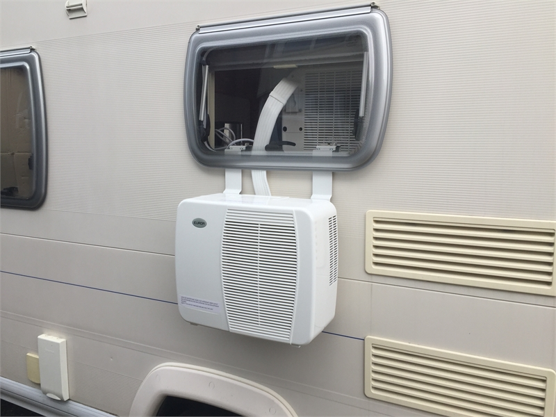 Small Air Conditioner Rv