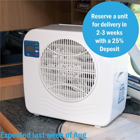 Pre-Order Option for Cool My Camper Air Conditioning Unit