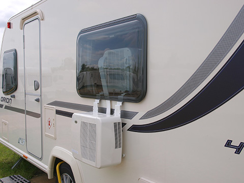 Awesome Coleman Roughneck 13500 Btu RV Roof Air Conditioner W Ceiling As